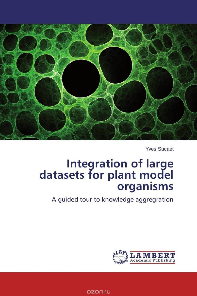 Integration of large datasets for plant model organisms