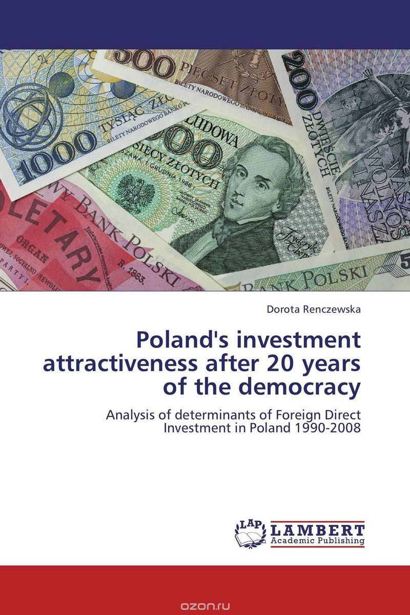 "Скачать книгу ""Poland's investment attractiveness after 20 years of the democracy"""