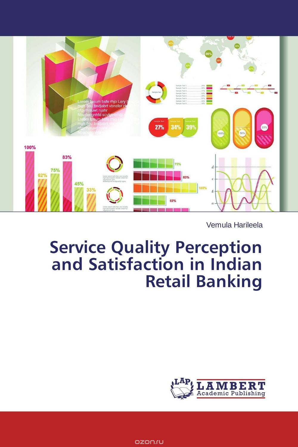 "Скачать книгу ""Service Quality Perception and Satisfaction in Indian Retail Banking"""