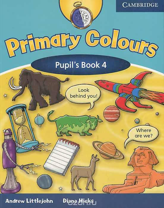 "Скачать книгу ""Primary Colours: Pupil's Book: Level 4 (Primary Colours)"""