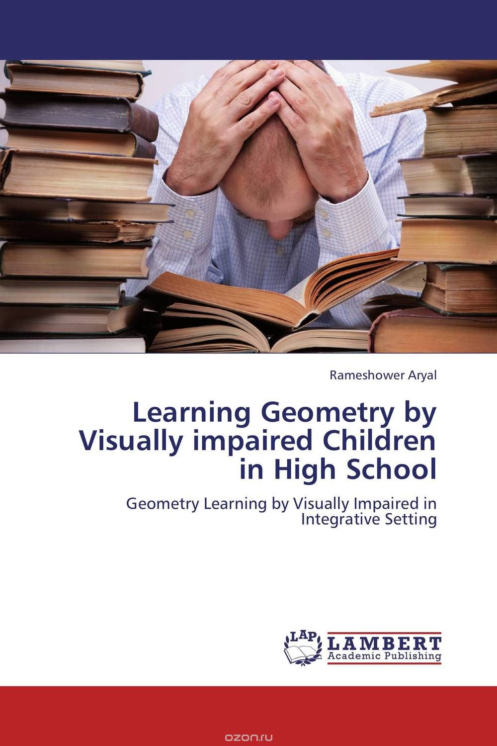 Learning Geometry by Visually impaired Children in High School