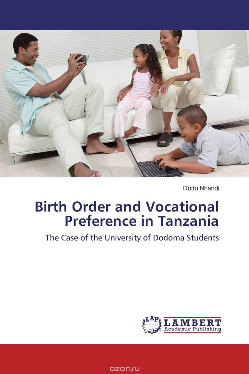 Birth Order and Vocational Preference in Tanzania